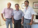 Prefeitura de Amajari e Senai firmam