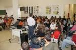 palestra para comunidade escolar