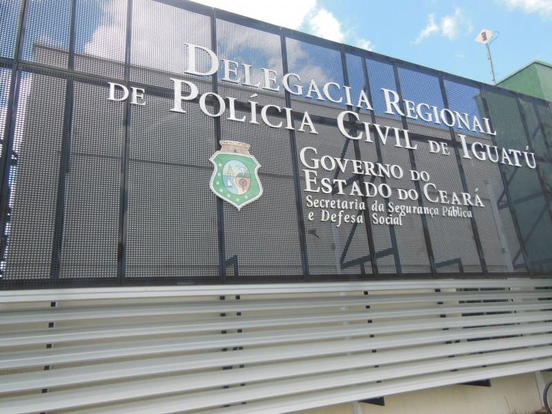 Resultado de imagem para delegacia civil de iguatu