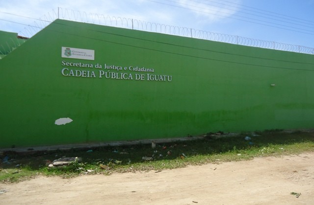 Resultado de imagem para cadeia publica de iguatu