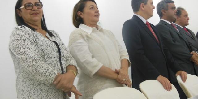 Secretária de Políticas Sobre Drogas, deputada Mirian Sobreira participa da Posse da nova diretoria da OAB-Iguatu