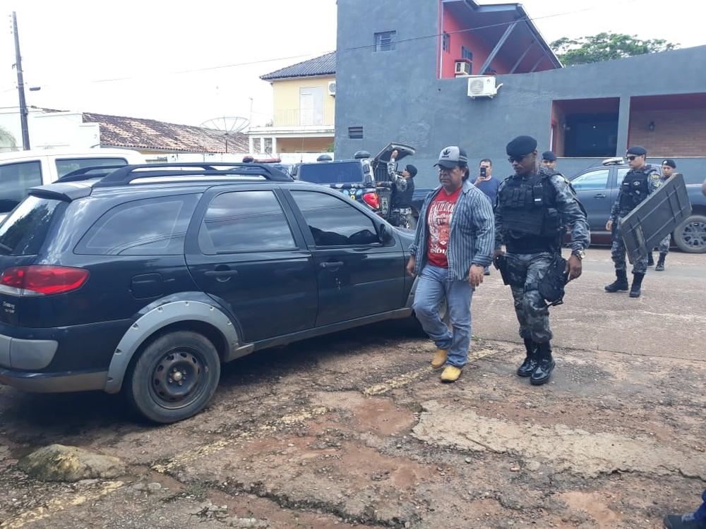 Um médico boliviano foi preso no início da tarde deste sábado ... 25822f55630a4