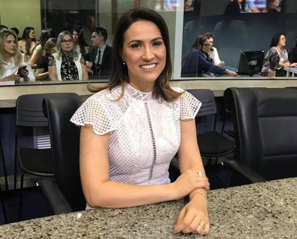 Erika Amorim presidirá Comissão da Infância e da Adolescência – RR  INTERATIVO